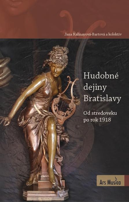 Hudobné dejiny Bratislavy (kniha) - Hummel Music E-shop